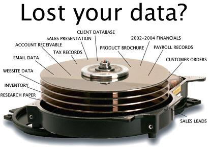 data recovery toronto